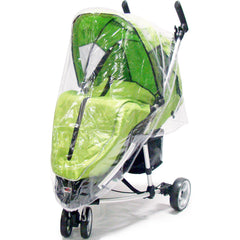 Universal Raincover To Fit Quinny Zapp Quinny Zapp Pushchair Buggy Stroller - Baby Travel UK  - 1
