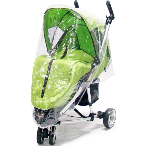 Rain Cover To Fit Petite Star Zia Pushchair Raincover