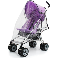 Rain Cover To Fit Argos Cuggl Larch Stroller (ZetaV Rc)