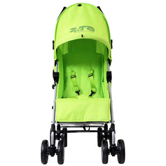 New Baby Stroller Pushchair Buggy With Footmuff Headhugger - Baby Travel UK  - 5