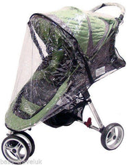 Rain Cover To Fit Baby Jogger City Mini Green - Baby Travel UK  - 1