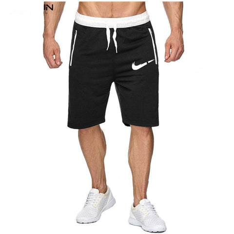 Brand Running Shorts Men Basketball Gym Sport Short Pants Athletic Tennis Volleyball Brand Cotton Training Soccer Football
