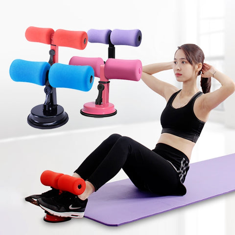 Gym Workout Abdominal Curl Exercise Sit-ups Push-up Assistant Device Lose Weight Equipment Ab Rollers Home Fitness Portable Tool