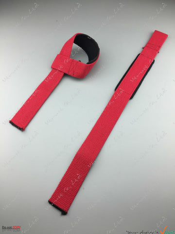 1Pair Weight Lifting Strap /  Hand Wrist Bar Support Strap  / Gym Straps / Weight Lifting support Wrap Belt