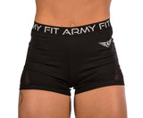 SHORTS FA NOIR | JOGGING-COURSE