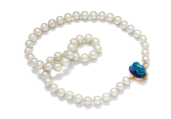 THE GODS PEARL NECKLACE