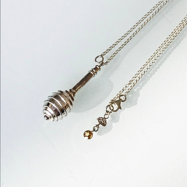Honey Spoon Necklace