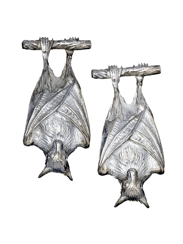 Large Bat Earrings