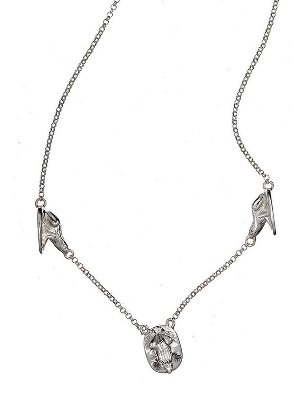 Heket Frog Necklace