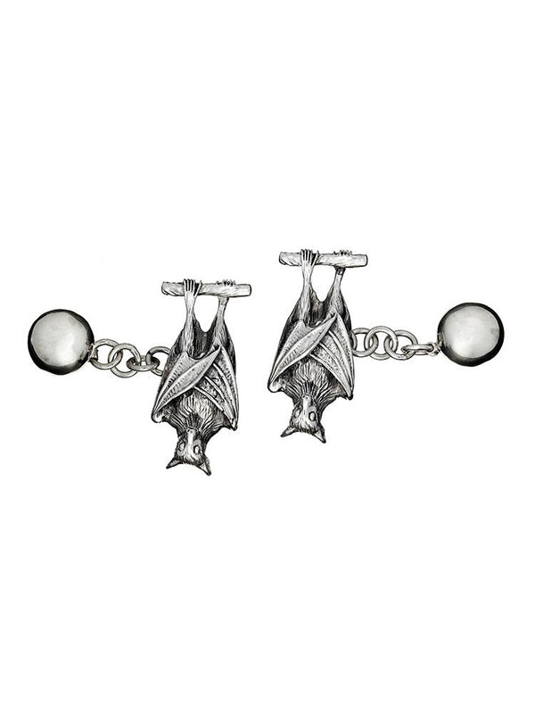 Hanging Bat Cufflinks