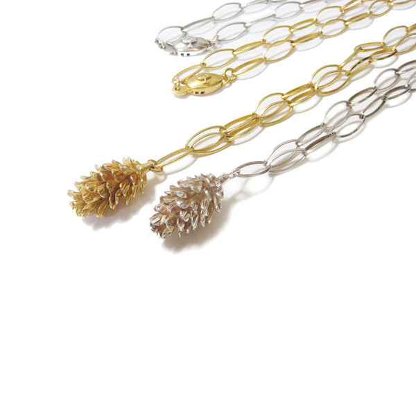 Sugar Pine Cone Necklace