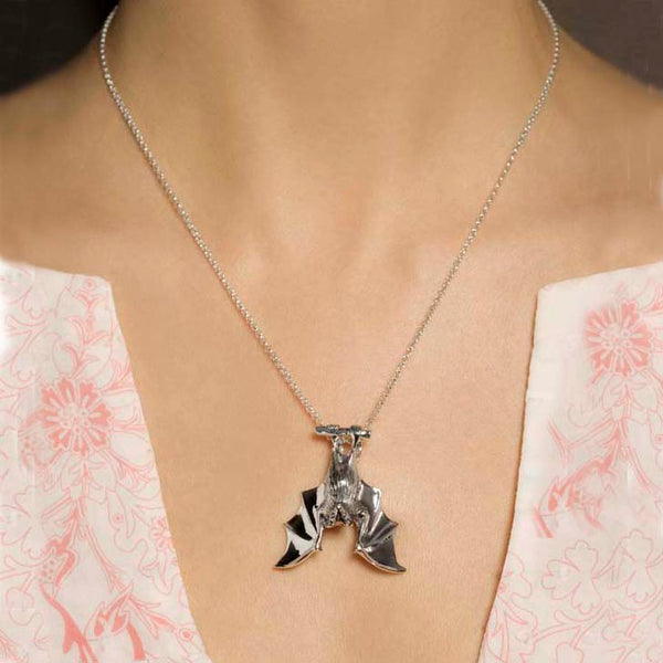 Flying Bat Pendant