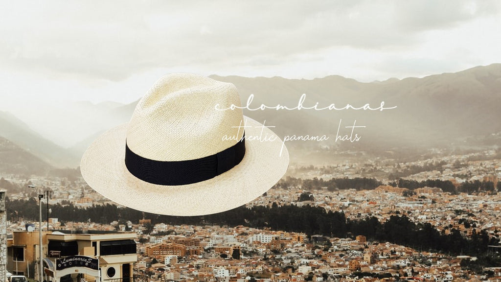 The World of Slow Fashion | Colombianas Panama Hats