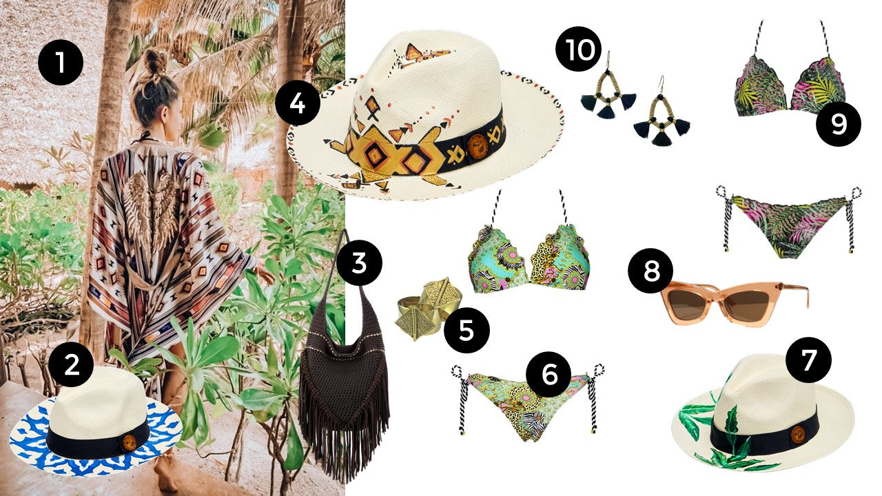 Tropical Beach Lovers Holiday Gift Guide 2020