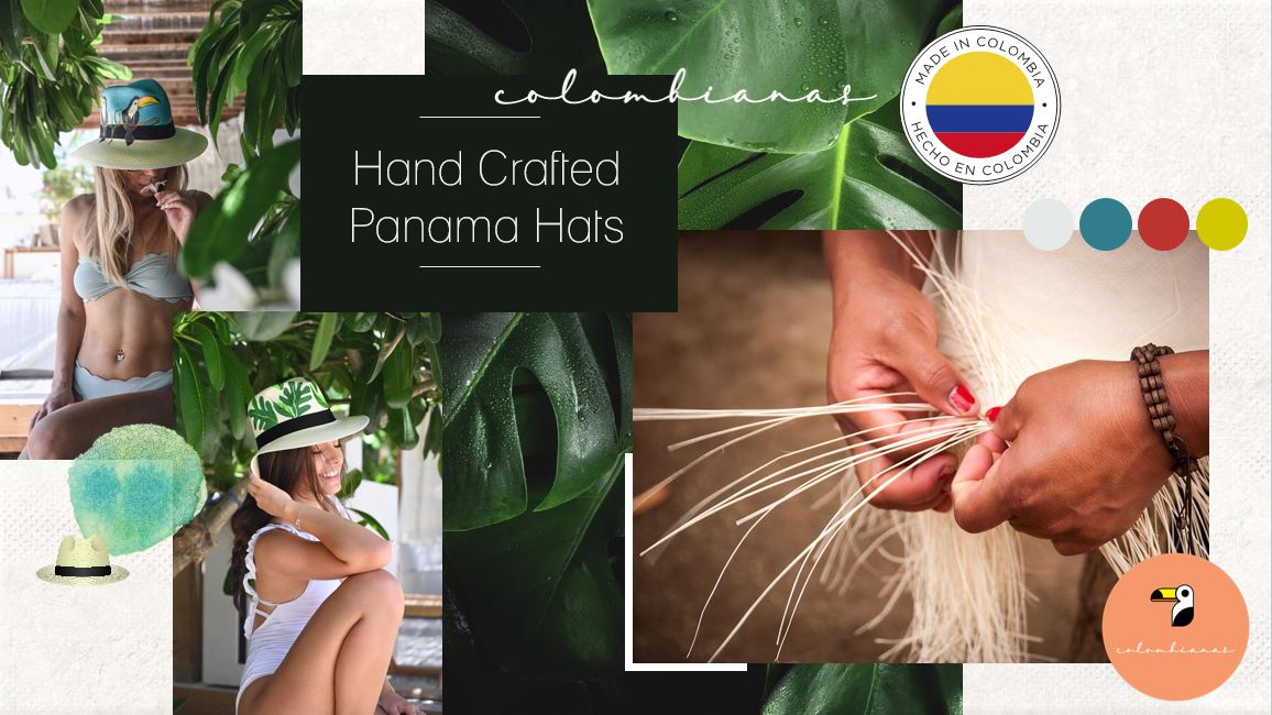 How Our Panama Hats Are Made