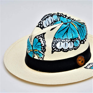 Butterfly Effect | Colombianas Hats