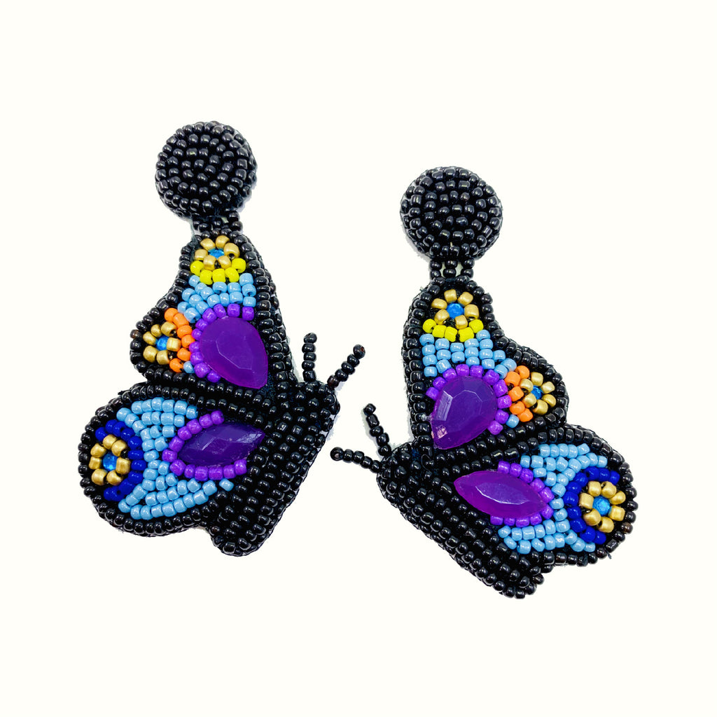 Butterflies | Handcrafted Earrings