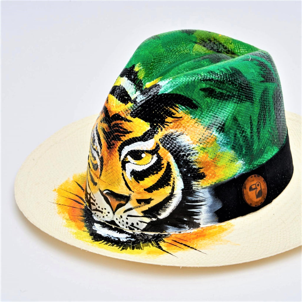 Fiery Tiger | Colombianas Hats