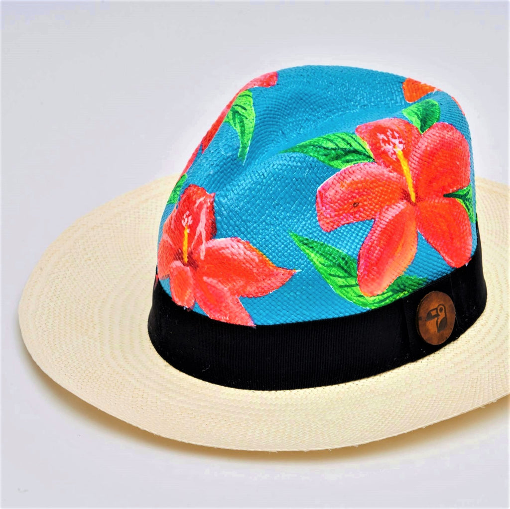 Flower Power | Colombianas Hats