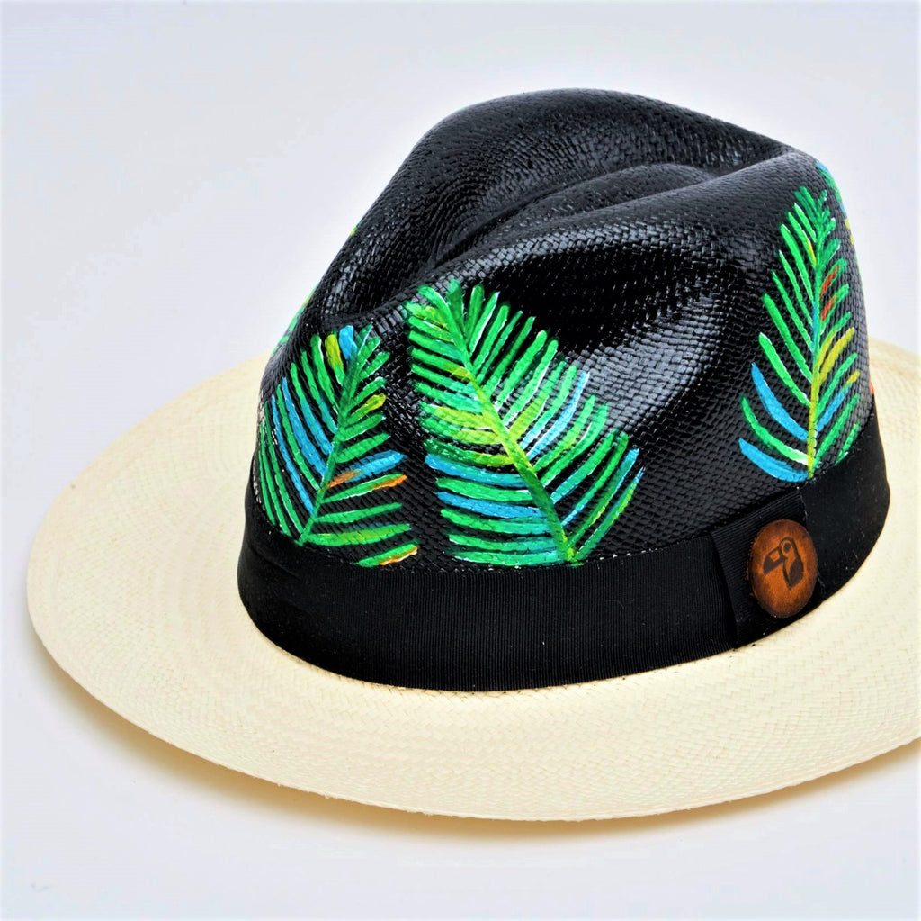 Leafy Affair | Colombianas Hats