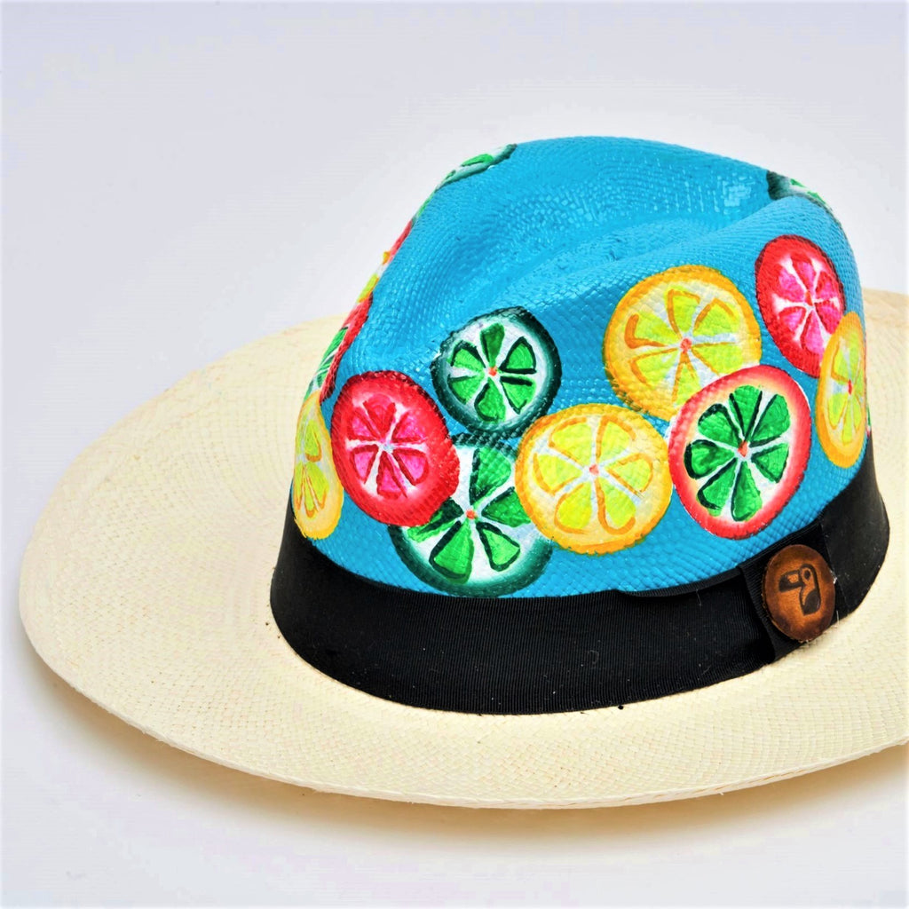 Lemon Punch | Colombianas Hats