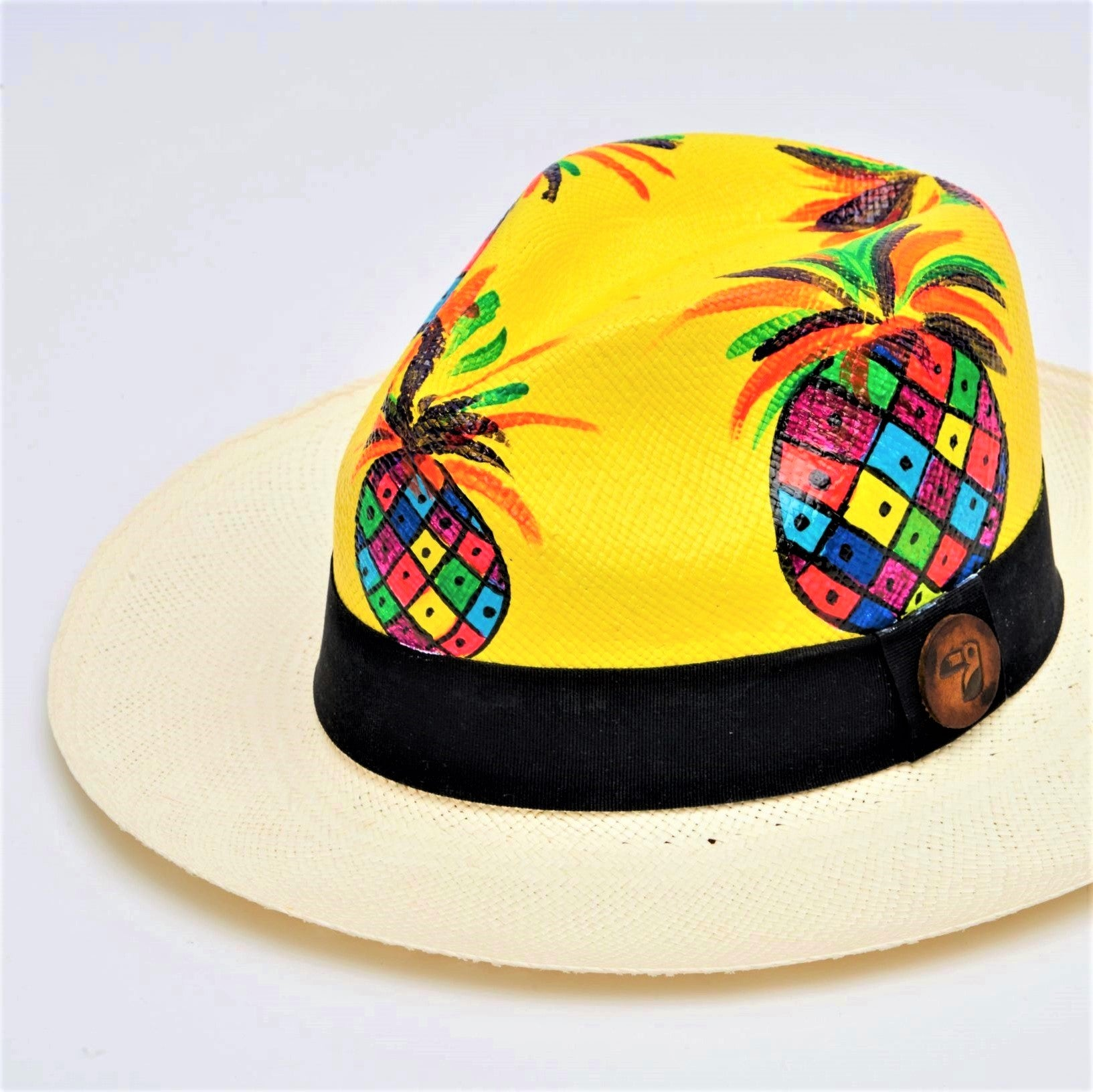 Pineapple Tales | Colombianas Hats