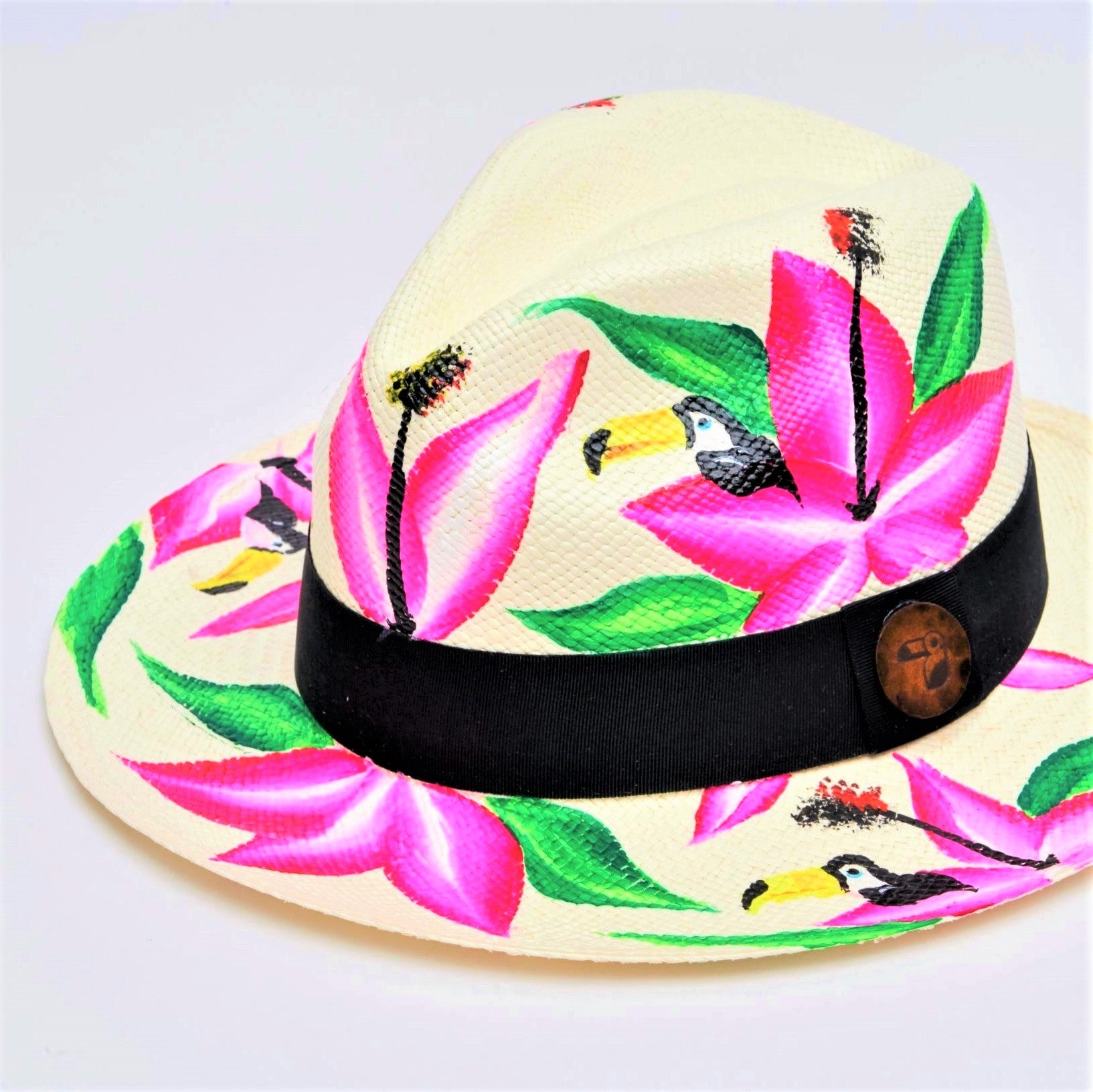 Pink Essence |  Colombianas Hats