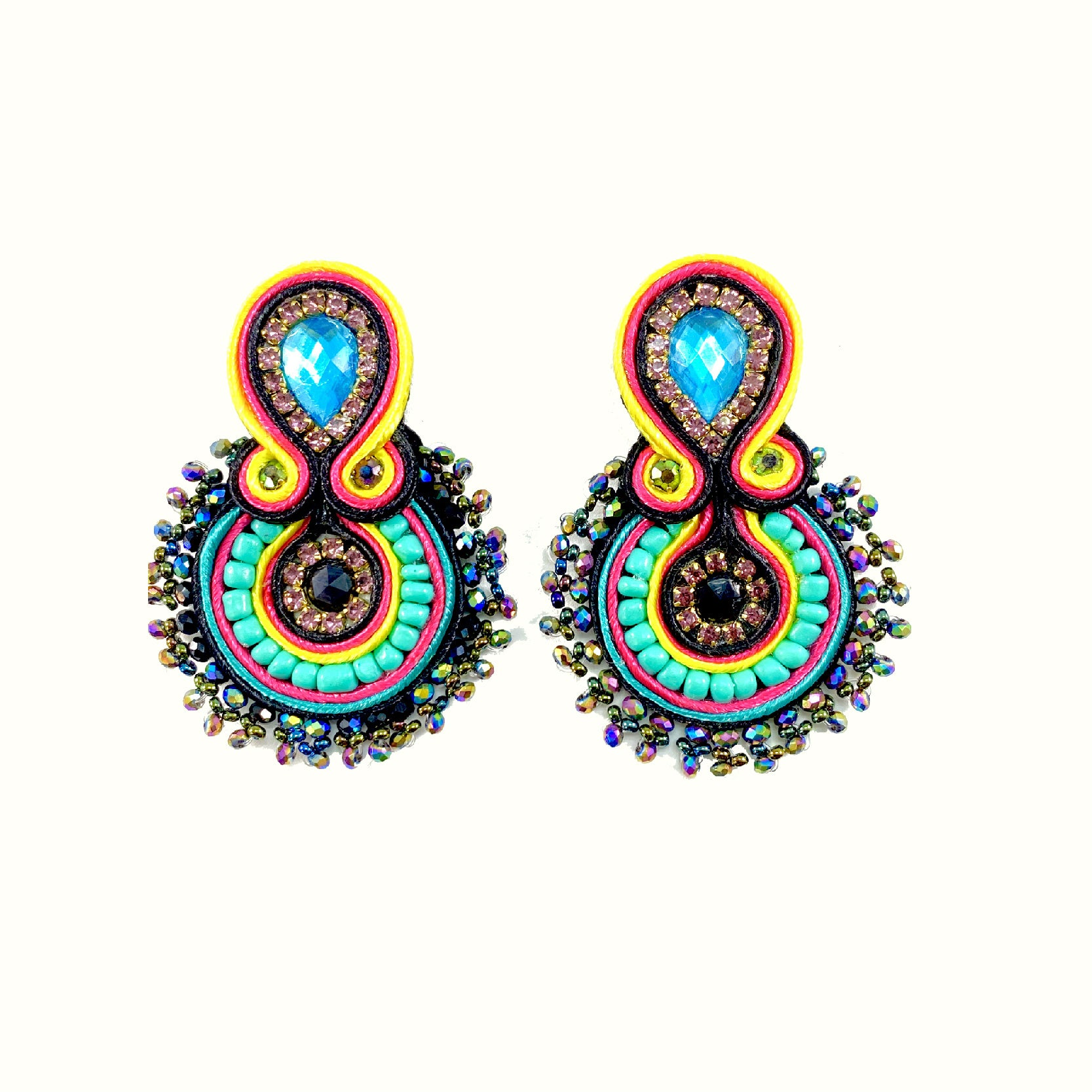 Susanna Black | Handcrafted Earrings