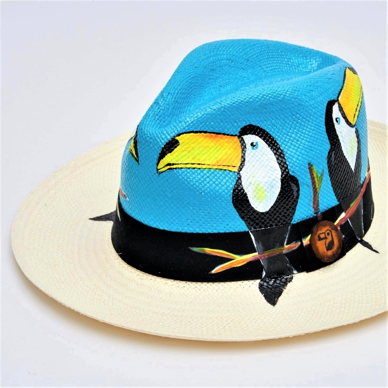 Toucans' Paradise | Colombianas Hats