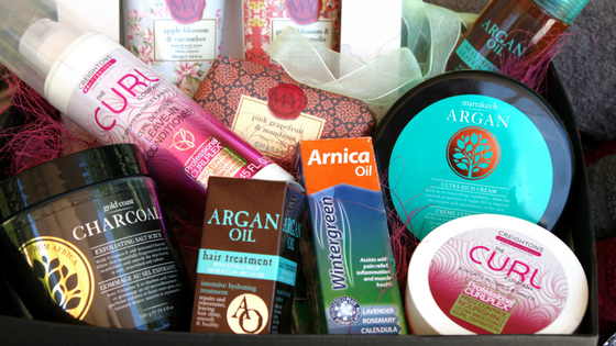 "Commander HQ Competition | WIN A ""PAMPER HAMPER"" valued at R 1 000.00"