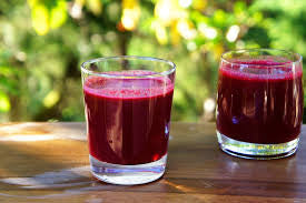 Beet Blush Breakfast Juice Recipe