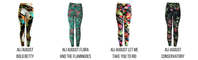 Ali August Leggings