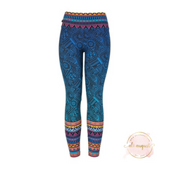 Ali August The Anna Pattern Leggings