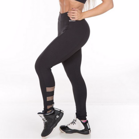 Gym Rocks Women's Emma Beats Legging