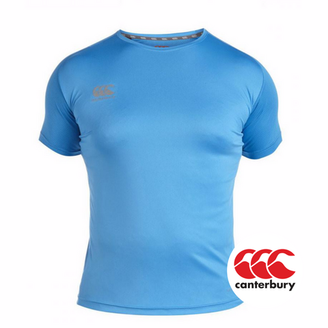 Canterbury Men's Vapodri Superlight poly tee