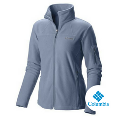 Columbia Women's Fast Trek Full Zip Fleece Jacket