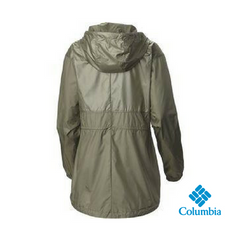 Columbia Women's Flashback Windbreaker Long