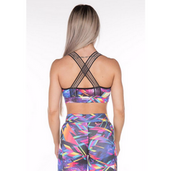 Gym Rocks Women's Bowie Bra
