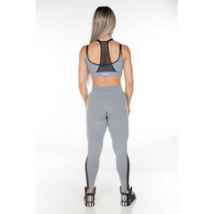 Gym Rocks Women's Ripped Legging