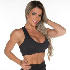Gym Rocks Women's Strappy Bra