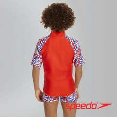 Speedo Boy's Space Traveller Essential Suntop