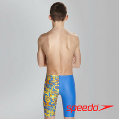 Speedo Boy's Ignition Flare V Cut Panel Jammer