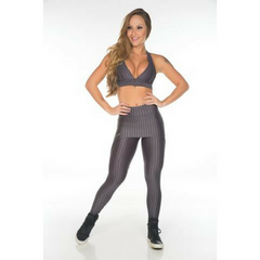 Gym Rocks Women's Lustrous Skirted Legging