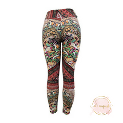 Ali August Monaco Leggings Back