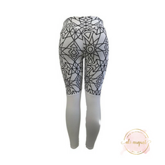 Ali August RUN Mountain Leggings Back