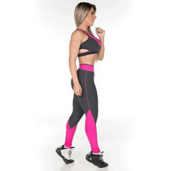 Gym Rocks Women's Pink Blossom Legging