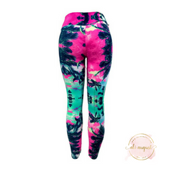 Ali August Miami Leggings Back