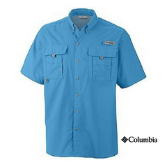 Columbia Men's Bahama II S/S Shirt