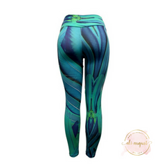 Ali August Feather Charmer Leggings Back