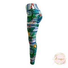 Ali August Flourishing Forest Leggings Side